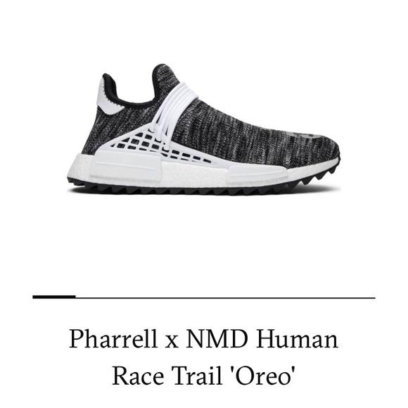 e5dff0032 Adidas Nmd Human Race Oreo – Kuchen Bild Idee